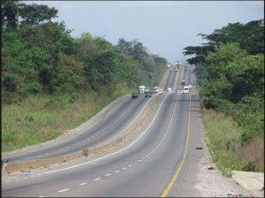 Benin, Edo State, to Ore